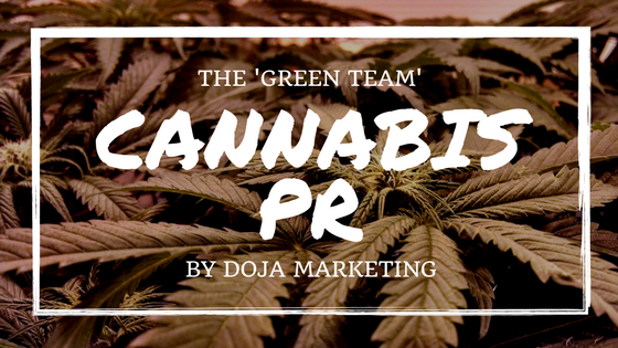 CANNABIS Public Relations