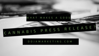 what makes a good press release?